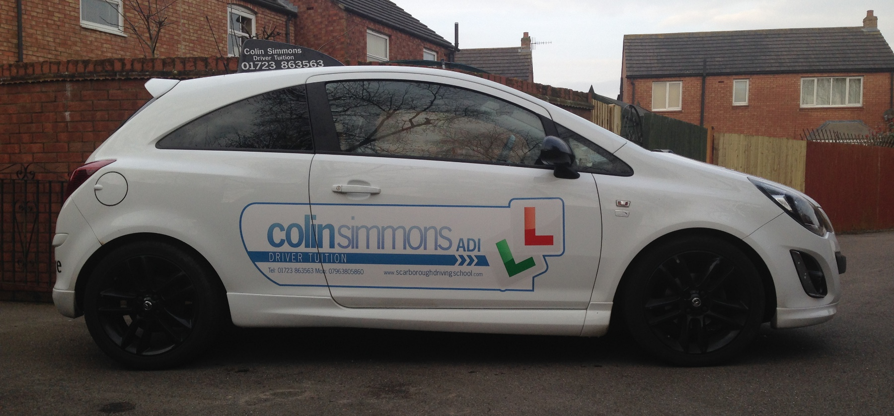 Colin Simmons Driver Tuition in Scarborough